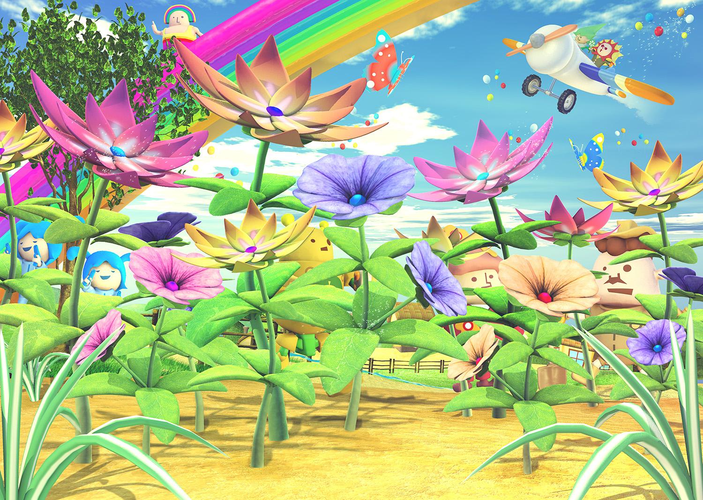 となりの花屋さん ぼくらのおしごと